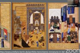 Kurator seni Bambang Asrini sebut Islam punya budaya yang kaya dan agung