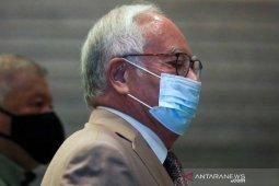 Pengadilan Banding Malaysia dengarkan banding mantan PM Najib Razak
