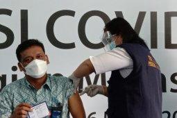 Pemprov Sulsel prioritaskan vaksinasi pemuka agama jelang Ramadhan