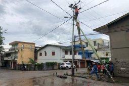 BMKG sebut Siklon Tropis Seroja bergerak menjauhi wilayah Indonesia