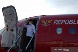 Wapres Ma'ruf Amin melakukan kunjungan kerja ke Sumatera Barat