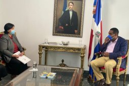 Indonesia minta dukungan Dominika untuk pencalonan anggota IMO