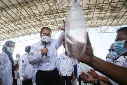 Pemkot Makassar mulai uji coba GeNose untuk deteksi COVID-19