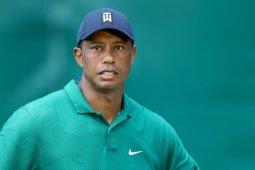 Tiger Woods pacu mobil  pada kecepatan140 km per jam saat kecelakaan
