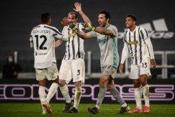 Ronaldo dan Dybala antarkan Juve kandaskan Napoli