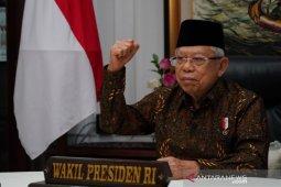 Wapres: Pendataan keluarga Indonesia penting agar bansos tepat sasaran