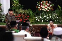 Presiden Jokowi berharap PKB tidak kendor semai nilai moderat