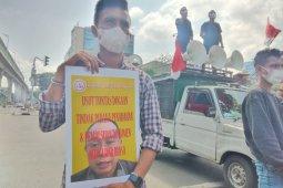 Polri diminta usut keterlibatan mantan jenderal yang salahgunakan kekuasaan