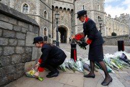 Pandemi COVID-19, tak akan ada upacara kenegaraan untuk pemakaman Pangeran Philip