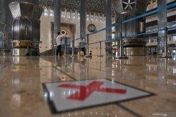 Pelaksanaan ibadah Ramadhan, pengurus masjid diminta disiplin terapkan prokes
