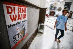 Panduan melaksanakan tarawih, shalat tetap bermasker