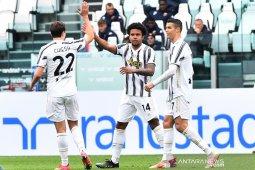 Liga Italia - Juventus jaga harapan juara selepas bekuk Genoa