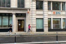 BNI targetkan 2021  pertumbuhan dua digit di kantor cabang luar negeri