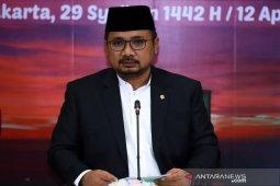 Menteri Agama tidak perkenankan takbir keliling