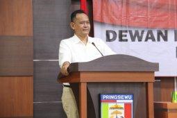 Wabup Pringsewu hadiri pelantikan DPC BNM RI