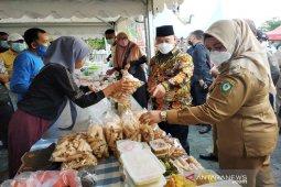 Pasar Ramadhan akan dihentikan jika protokol kesehatan dilanggar