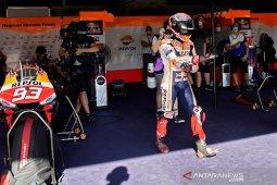 Lulus cek medis, Marc Marquez dinyatakan fit untuk GP Portugal