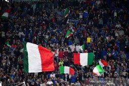 Italia akan izinkan 1.000 penonton masuk stadion mulai Mei