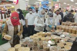 Pemprov Lampung dan Pemkot Bandarlampung bersama BPOM cek kualitas pangan
