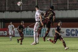 Persija Jakarta kontra PSM Makassar berakhir imbang 0-0