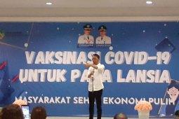Wakil Wali Kota Batam positif COVID-19