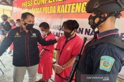 Polda Kalteng tangkap oknum ASN Pulang Pisau diduga edarkan sabu-sabu