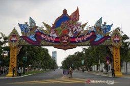 Jenderal polisi Kamboja dipenjara karena menghadiri pesta saat COVID
