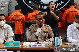 Jakarta police arrest trafficker, seize 250 grams of drugs