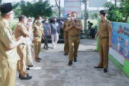 Wakil Bupati Pringsewu pimpin apel aparatur Pekon Fajar Agung