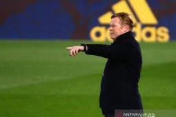 Tutup mulut soal Liga Super Eropa, pelatih Ronald Koeman justru kritik UEFA