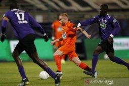 Montpellier ke semifinal Piala Prancis