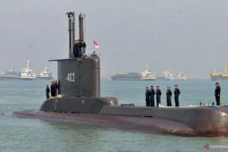TNI jelaskan komunikasi dengan KRI Nanggala terputus saat penembakan torpedo