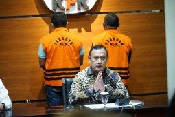Mencoba tetap percaya kepada Komisi Pemberatasan Korupsi