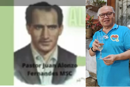 Memahami Beato Juan Alonso dan kisah uniknya sebagaimana khotbah Pastor J Mangkey MSC