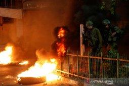 Israel menangkap 23 warga Palestina dalam penyerbuan di Tepi Barat