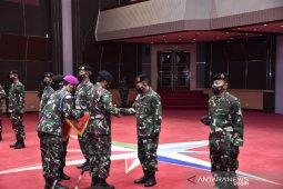 Panglima pimpin serahan jabatan Dansesko dan Dankodiklat TNI