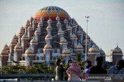 DPRD minta Pemprov Sulsel selesaikan proyek pembangunan Masjid 99 Kubah