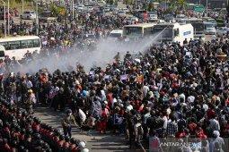 Untuk jiwa yang gugur, perjuangan Myanmar diminta harus berlanjut