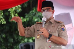 Gubernur DKI Jakarta anjurkan Shalat Id di tempat terbuka