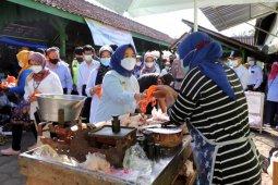 Pemkab Sleman dan BPOM melakukan pengawasan bahan makanan berbahaya
