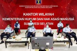 Kakanwil Kemenkumham Sulsel ikuti  pembukaan konferensi internasional Kumham