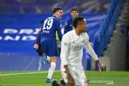 Liga Champions - Chelsea ciptakan All-English Final setelah singkirkan Real Madrid