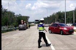 Penyekatan di Tol Trans Sumatera, 519 kendaraan diputar balik