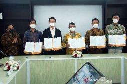 Bangun industri baterai,  Konsorsium BUMN-LG teken perjanjian