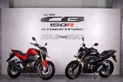 Berikut harga Honda All New CB150R Streetfire