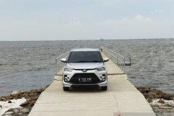 Toyota Raize sudah dipesan 1.269 unit