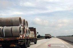 550 km Tol Trans Sumatera ditargetkan rampung awal tahun 2023