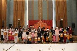 Aruna Senggigi Resorts & Convention gelar buka bersama anak yatim dan bagi-bagi takjil