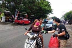 Berbagi Berkah  22 Komunitas Motor  Manado - Bitung Berkolaborasi