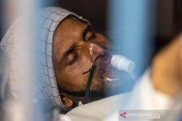 Kasus COVID India melampaui 24 juta, saat varian virus menyebar ke dunia